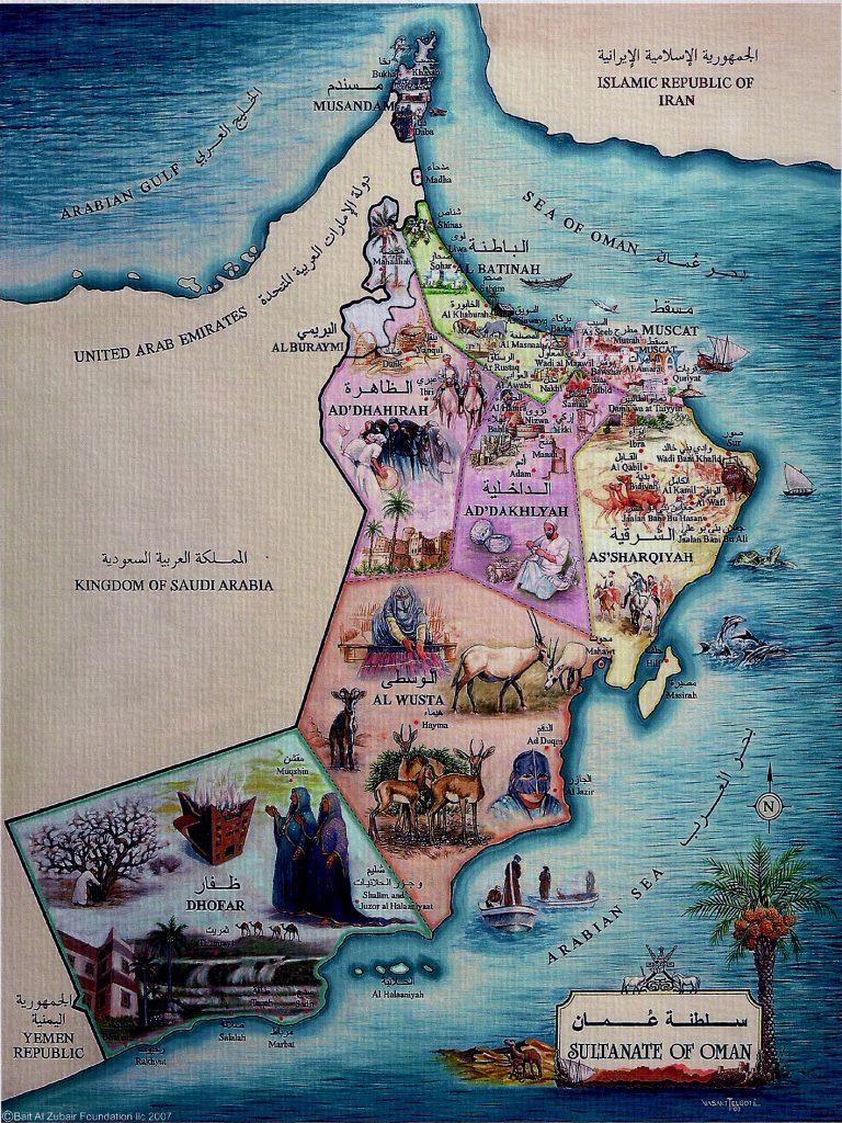 sultanat-von-oman
